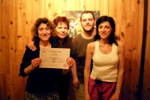 formation massage certifiante