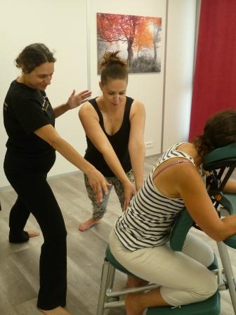 formation massage en cours particulier