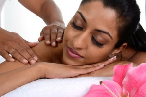 Massage ayurvédique huiles