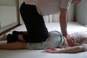 masseur thaïlandais